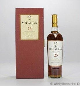 Macallan - 25 Year Old (Sherry Cask)