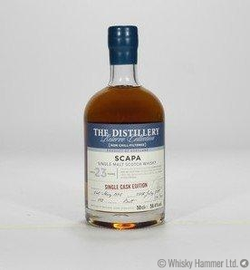 Scapa - 23 Year Old (1992) Single Cask Edition