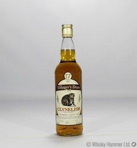 Clynelish - 17 Year Old (Manager's Dram)