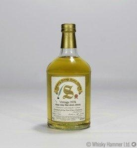 Port Ellen - 17 Year Old (1974) Signatory Vintage