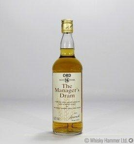 Glen Ord - 16 Year Old (Manager's Dram) Thumbnail
