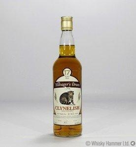 Clynelish 17 year old - Manager's Dram
