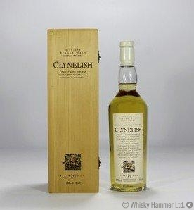 Clynelish 14 year Old - Flora & Fauna (White seal)