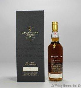 Lagavulin - 25 Year Old (Bicentenary 2016)