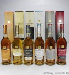 Glenmorangie Private Edition Range