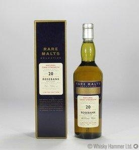 Rosebank - 20 Year Old (Rare Malts 1979)