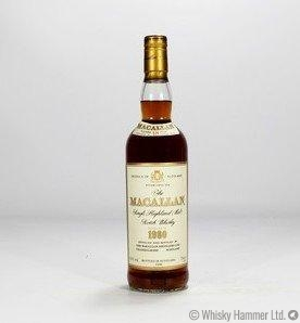 Macallan - 18 Year Old (1980)