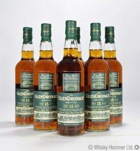 Glendronach - 15 Year Old (Revival) Case of 6 Bottles