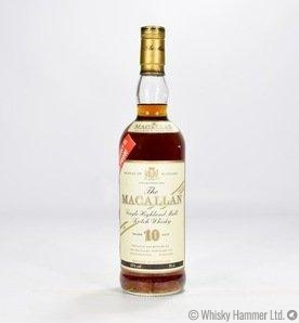Macallan - 10 Year Old (100 Proof) 1990s