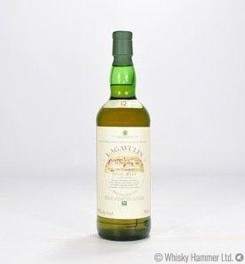 Lagavulin - 12 Year Old (White Horse, 1980s)