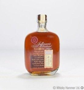 Jefferson's Presidential Select - 18 Year Old