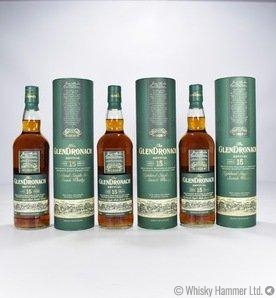 Glendronach - 15 Year Old (Revival) 3 Bottles