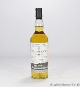 Talisker 17 Year Old - Manager's Dram
