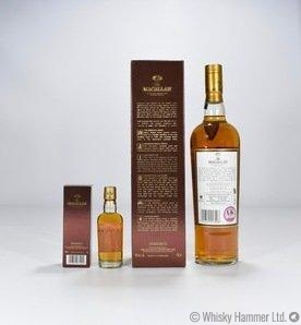Macallan - 12 Year Old with Miniature (Sherry Oak) Thumbnail