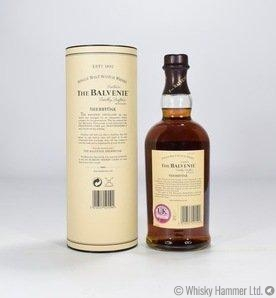 Balvenie - 17 Year Old (Sherry Oak) First Edition 2007 Release Thumbnail
