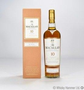Macallan - 10 Year Old (Signed, first 100 Bottles)