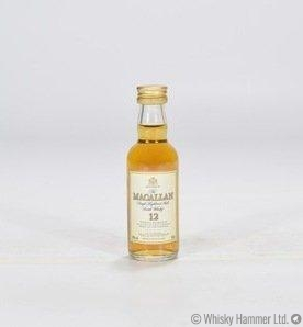 Macallan - 12 Year Old (Sherry Oak) 5cl Thumbnail