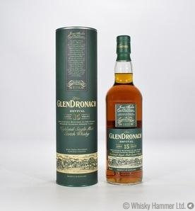 Glendronach - 15 Year Old (Revival) Pre 2015 Thumbnail