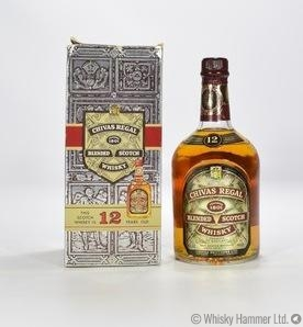 Chivas Regal - 12 Year Old (1970s) Thumbnail