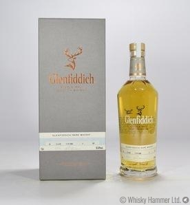 Glenfiddich - 20 Year Old (Rare Cask) Distillery Exclusive