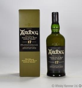 Ardbeg - 17 Year Old Thumbnail