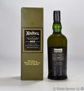Ardbeg - Very Old (1977) Limited Edition Thumbnail
