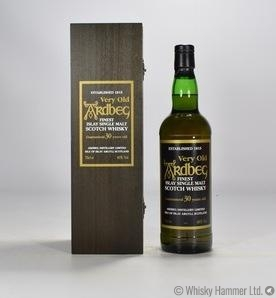 Ardbeg - 30 Year Old (Very Old)