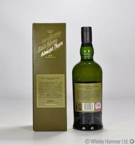 Ardbeg - Almost There - 10 Year Old (1998) Thumbnail