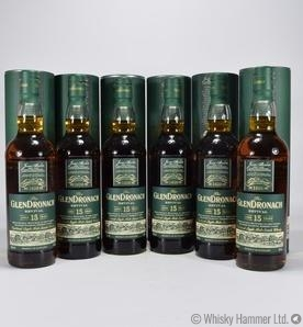 Glendronach - 15 Year Old (Revival) x 6 Bottles Thumbnail