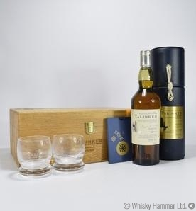 Talisker - 25 Year Old (Sea Chest)