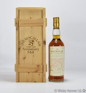 Macallan - 25 Year Old (1965) Anniversary Malt Thumbnail