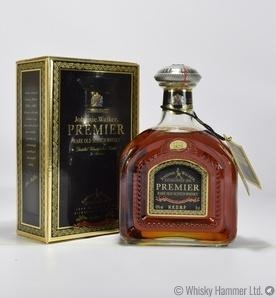 Johnnie Walker 12 Year Old Extra Special Auction