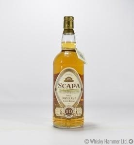 Scapa - 10 Year Old (1980s)