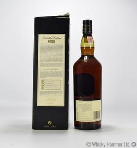 Lagavulin - 1979 Distiller's Edition Thumbnail