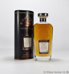 Blair Athol - 28 Year Old (1988) Signatory Vintage Thumbnail