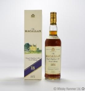 Macallan - 18 Year Old (1974)