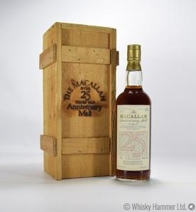Macallan - 25 Year Old 1957 (Anniversary Malt)