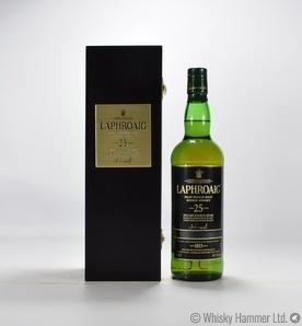 Laphroaig - 25 Year Old (2014 Cask Strength Edition)