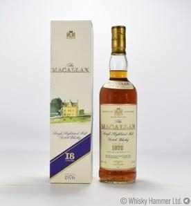 Macallan - 18 Year Old (1976)