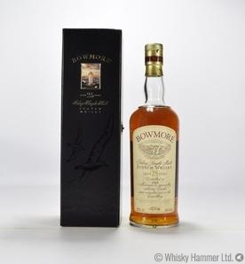 Bowmore - 25 Year Old (1969)