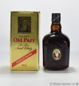 Grand Old Parr - 12 Year Old (1980s) Thumbnail