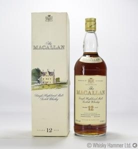 Macallan - 12 Year Old (1990s)