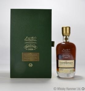Glendronach - 25 Year Old (Kingsman Edition, 1991 Vintage)