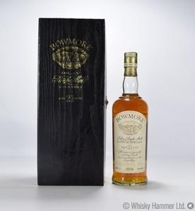 Bowmore - 21 Year Old (1990s)