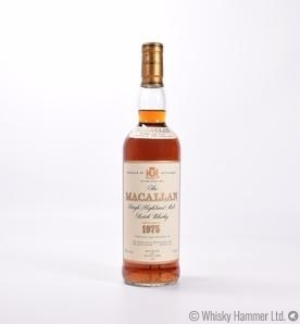 Macallan - 18 Year Old (1975)