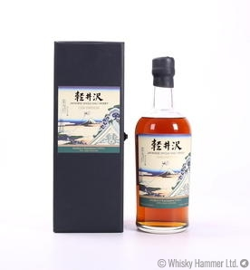 Karuizawa - Cask Strength (1999-2000 Vintages) 2nd release