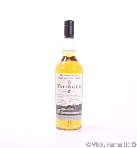 Talisker - 17 Year Old (Manager's Dram)