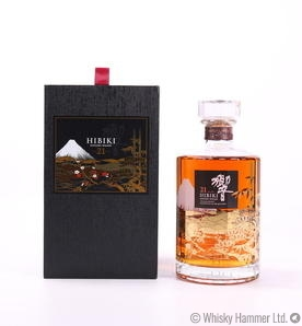 Hibiki - 21 Year Old (Mount Fuji Limited Edition)