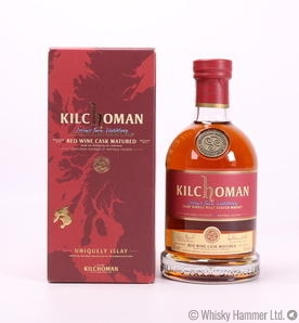 Kilchoman - 2012 Red Wine cask
