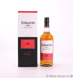 Tomatin - 21 Year Old